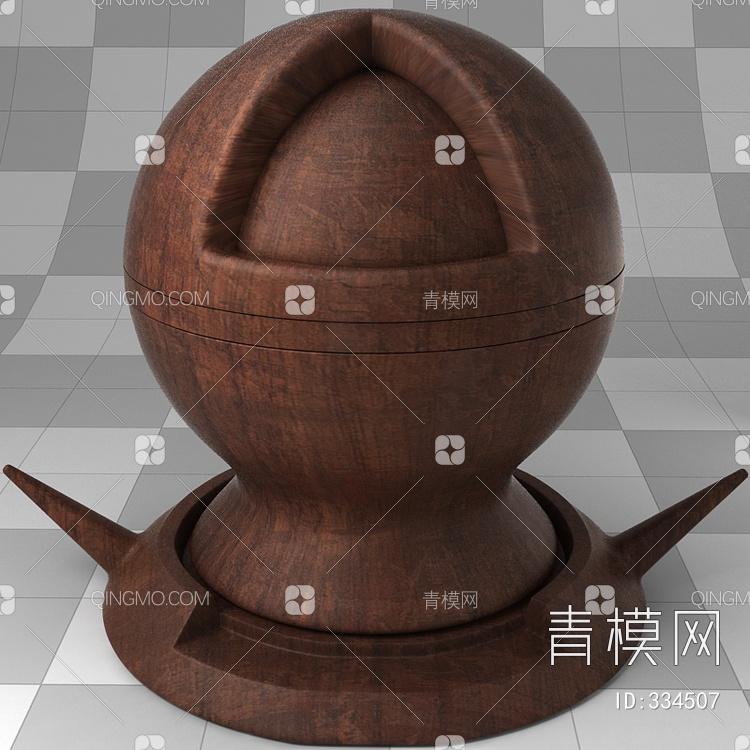 棕色木纹vary材质下载【ID:334507】
