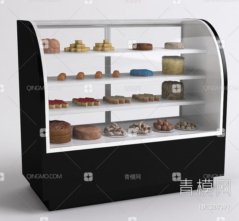 蛋糕展示柜