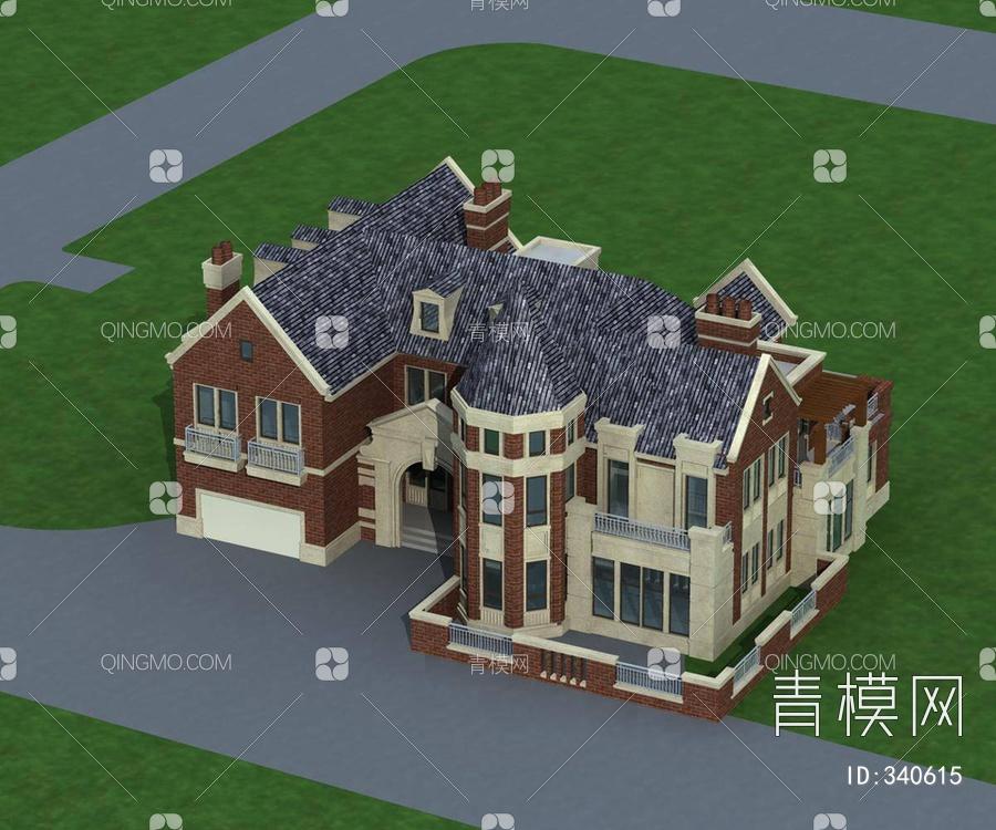 英式独栋别墅