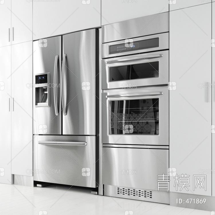 冰箱 烤箱