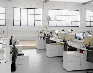 开敞办公室