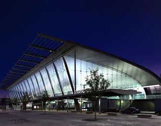 现代文化中心大楼
