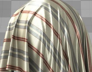 深灰条纹绸缎vary材质下载【ID:579】