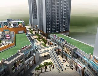 现代家居综合广场