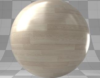 白色橡木木地板vary材质下载【ID:7142】