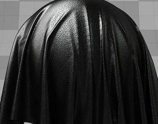 纯色只用这个黑色皮纹