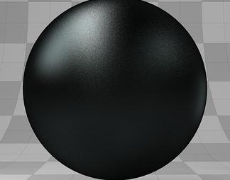 黑色缎面镍