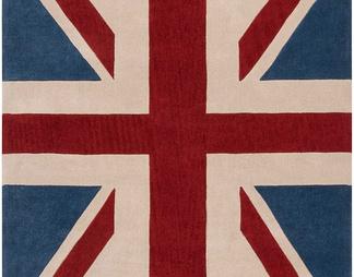 英国国旗地毯