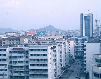 都市风情外景