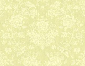黄色中式壁纸