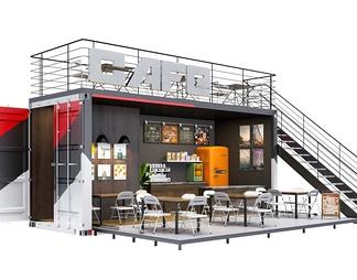 集装箱咖啡厅