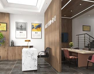 现代办公空间