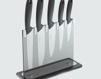 现代厨具刀具