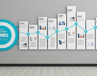 现代企业文化墙