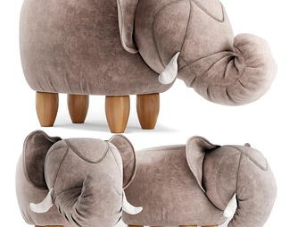 儿童座椅3d模型下载【ID:517948】
