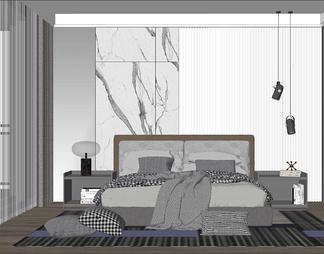 现代家具卧室
