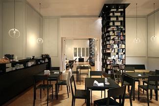 现代图书室