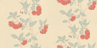 植物花朵墙纸花纹