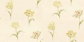 时尚花朵墙纸花纹