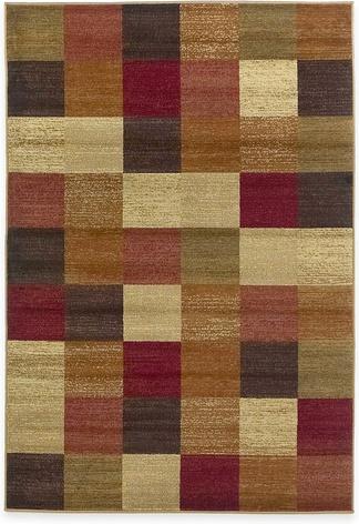 手工地毯花纹