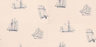 工笔画墙纸花纹