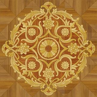 木地板拼花