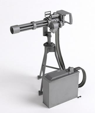 加特林重机枪