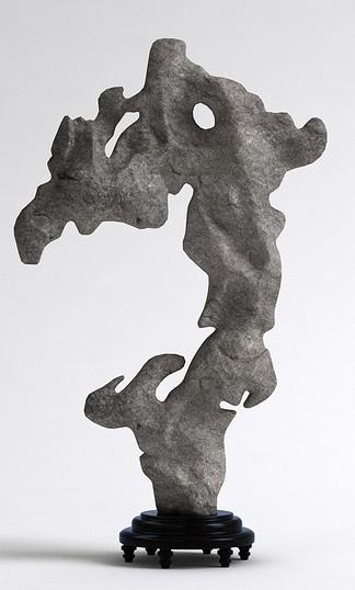 砂岩石头装饰品