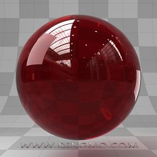 红电气石宝石