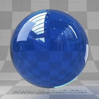 蓝晶石宝石