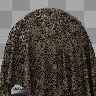 麻草编织品