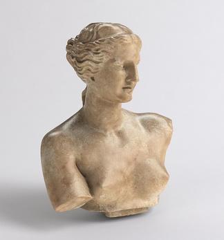 西方人物雕像