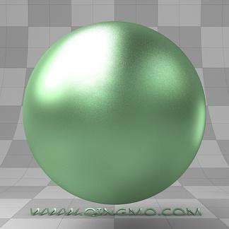 水蓝绿色金属