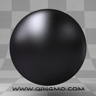 深灰色固体