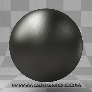 暗灰色金属