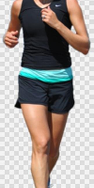 运动跑步女人