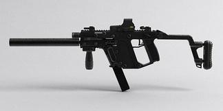 消音冲锋枪