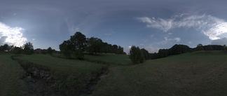 草坪外景HDR