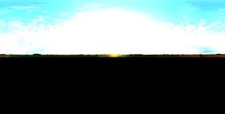 天空HDR