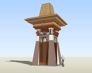 景观台(塔)