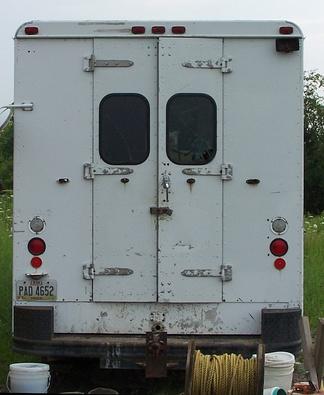 交通工具卡车