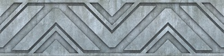 黑白欧式墙围图案