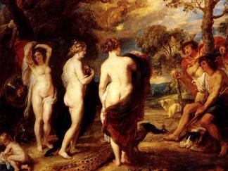 鲁本斯壁画