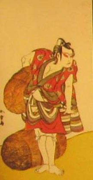 韩日系列日本壁画