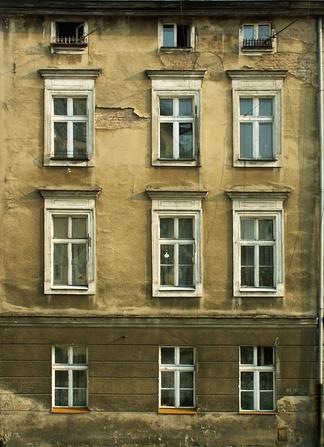 旧房子建筑立面