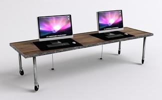 LOFT现代办公桌
