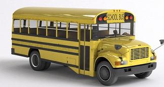 美国式校车
