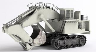 机械车推土机挖掘机