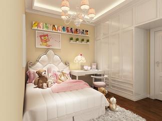 卧室空间  现代风格