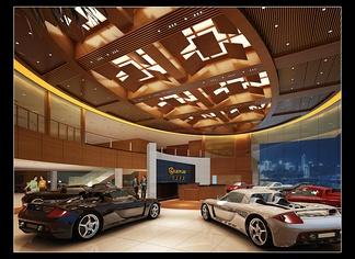 大厅  现代风格